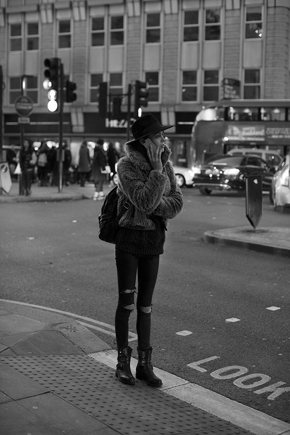 On the Street…Early Evening, London - http://pinterestcenter.com/on-the-streetearly-evening-london/