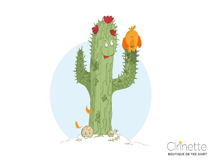 ♫♪♩Dans la vie, Il n'y a qu'des cactus. Moi j'm'pique de le savoir. Aïe !♫♪♩