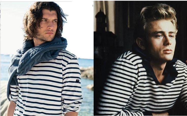 La Chemise Breton: Un Altro Capo Iconico del Guardaroba Maschile