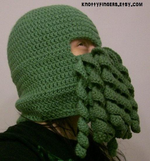 Cthulhu Crochet Pattern
