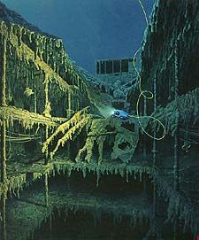 Titanic Underwater Bodies | Titanic Today - Titanic - A Night To Remember