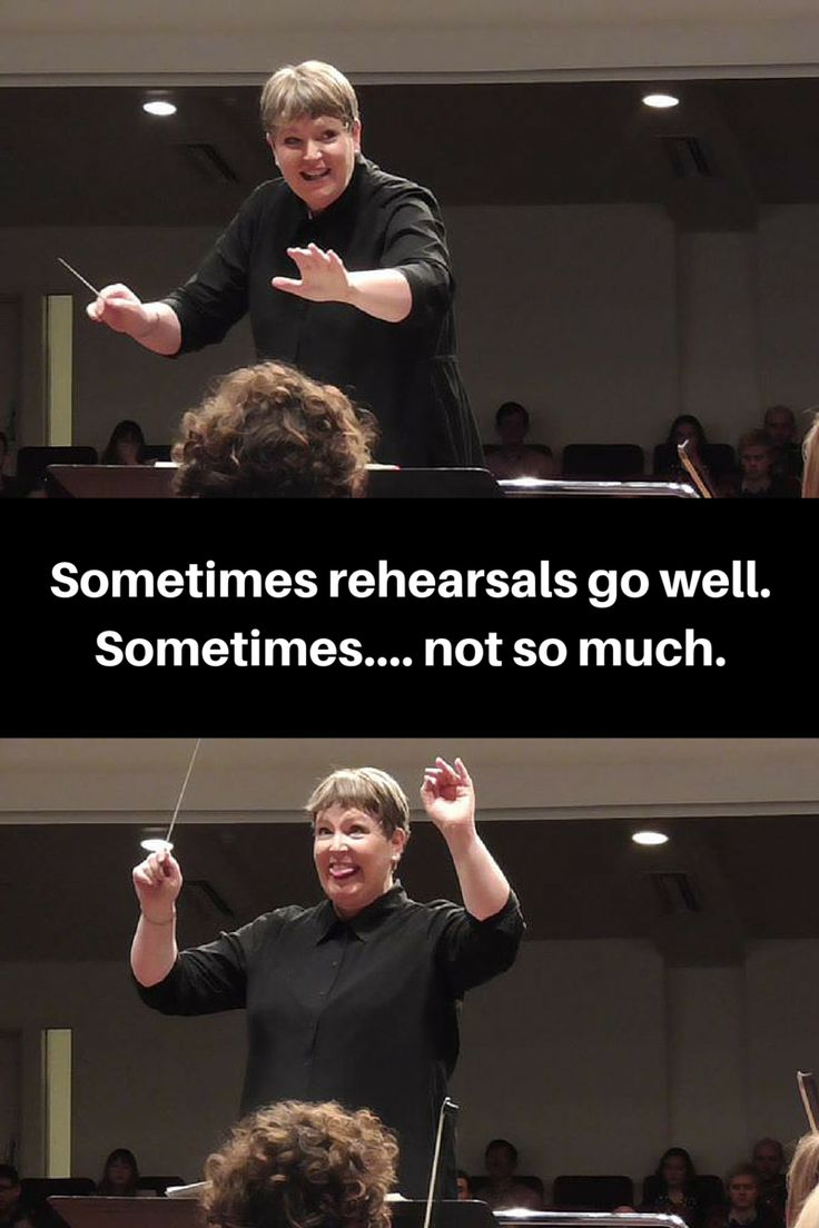 Music education and orchestra meme.
