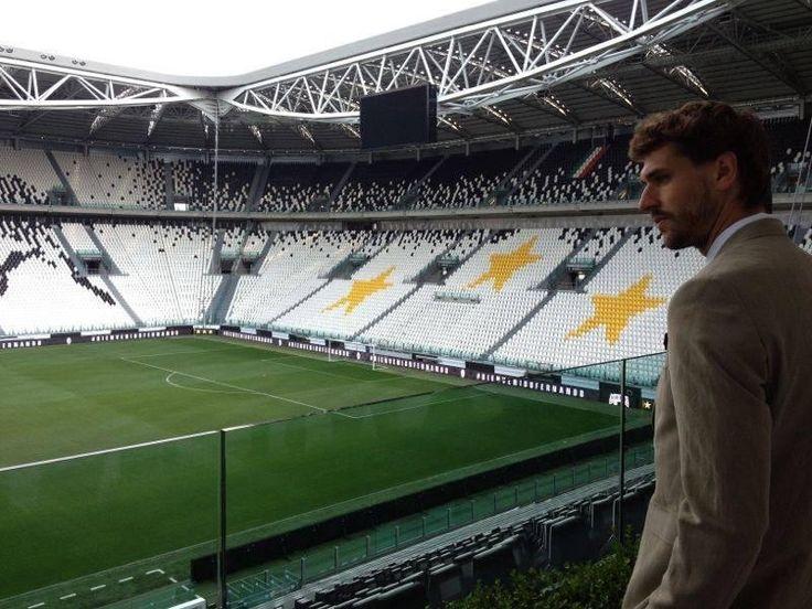 Re Leone nello Juventus Stadium