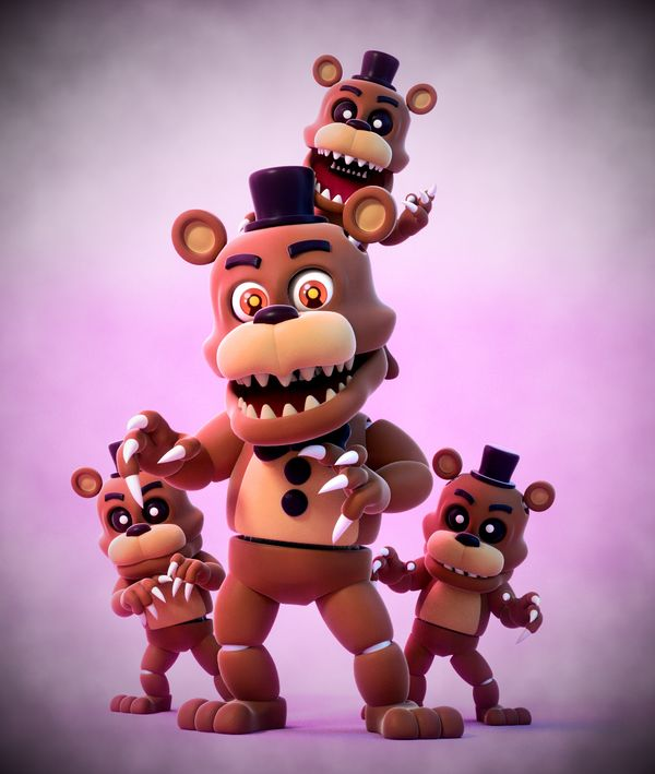 Five Nights at Freddy's: Image Gallery | Know Your Meme
