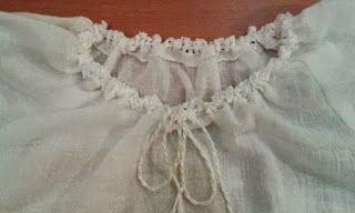 Adriana  Hobby: Confecționarea unei bluze tip ie cu bordură croşet...