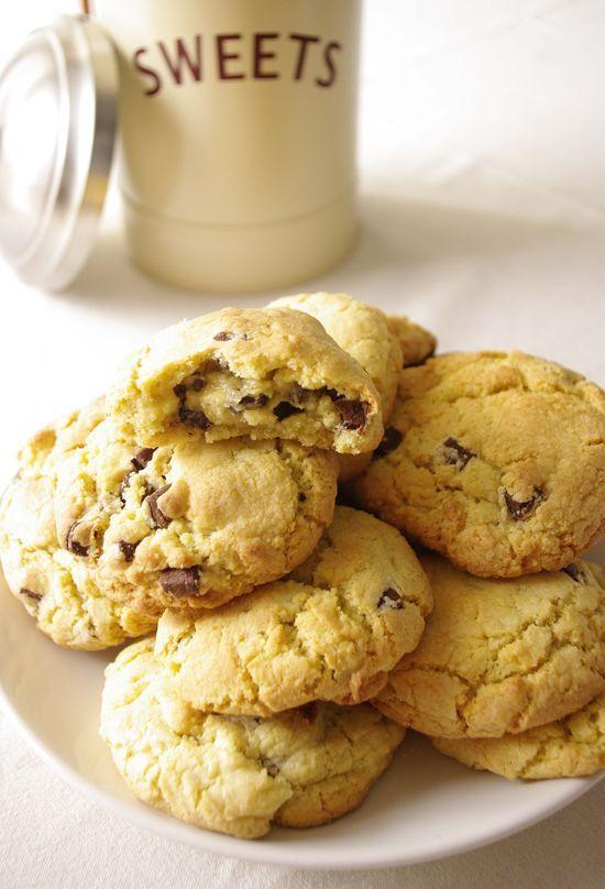 Les meilleurs cookies aux pépites de chocolat du monde...