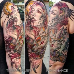 Two of a Kind Tattoo Collaborations | Inked Magazine