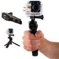 Ręczny uchwyt na kamerę ze statywem do GoPro SJCAM Xiaomi