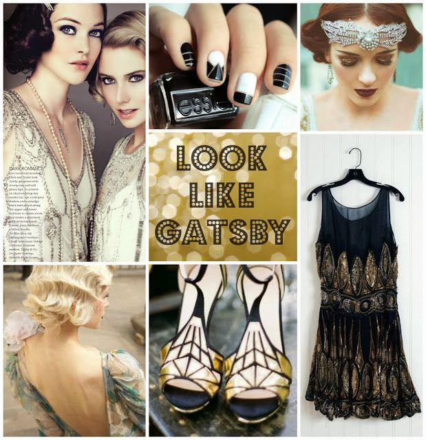 Oh lovely inspiration : Let's #party like #Gatsby !