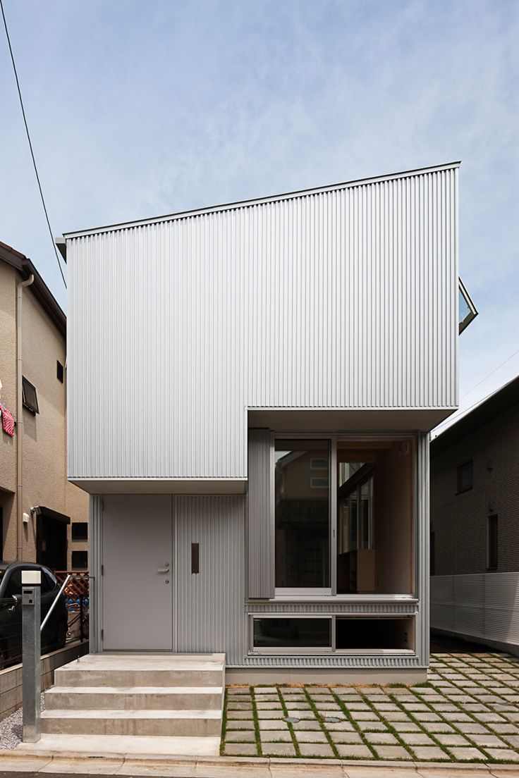 Boxhouse 134, Tokyo, Japan, by Kazuhiko Namba+Kai Workshop