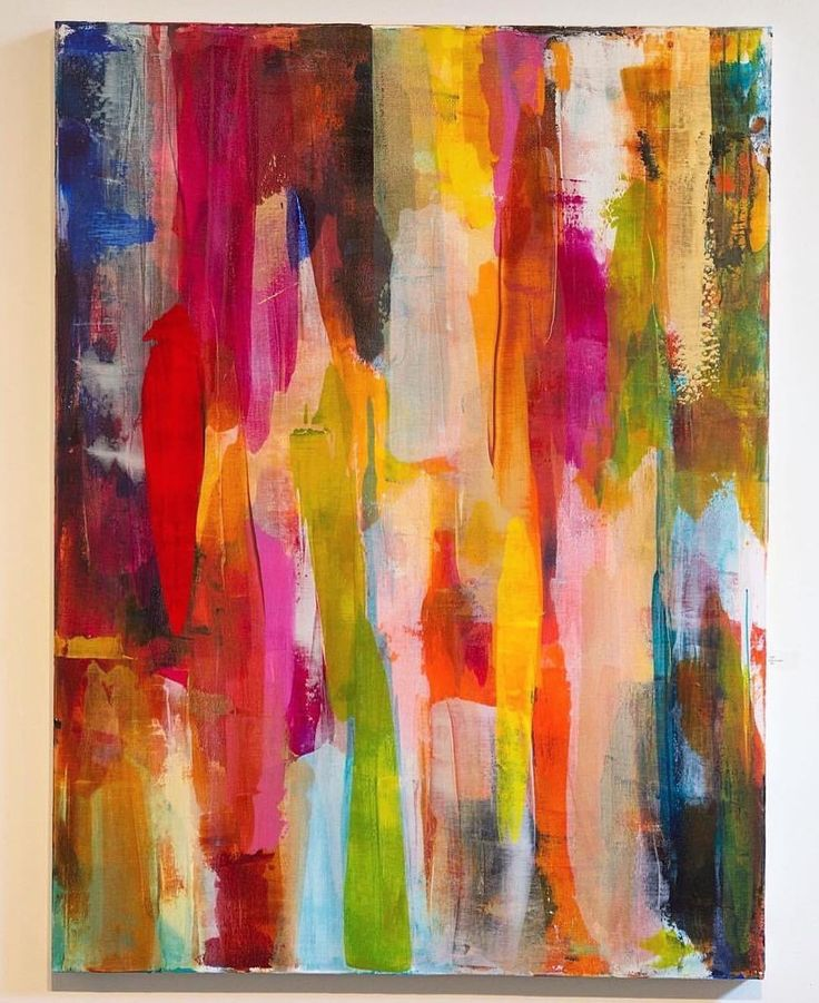 "Rated: Modern Art on Instagram: """"Frank"" by @chadschoon.art | Acrylic on canvas"""