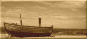 Kuter nad Bałtykiem