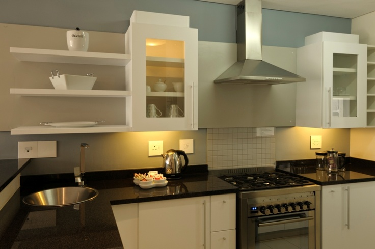 Our self-catering apartments offers fully equipped kitchens with dishwasher, fridge/freezer, oven, hob and granite finishes for that special holiday experience.