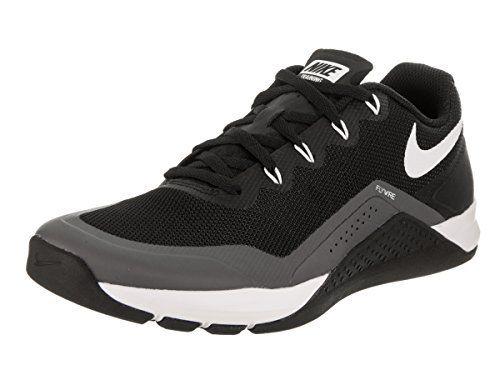 Zapato de entrenamiento cruzado para hombre Flex Control, Obsidiana / Blanco / Cobalto hiper, 10 D (M) US
