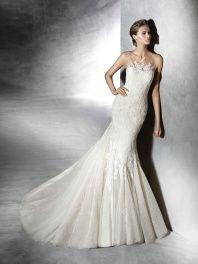 Svatební šaty - Pronovias Printella