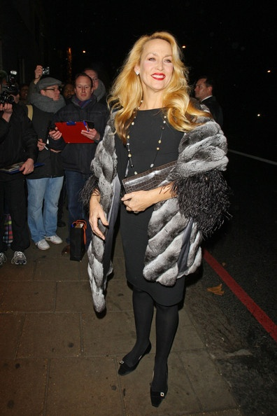 Jerry Hall Photo - Dionne Bromfield at the Noble Gift Gala