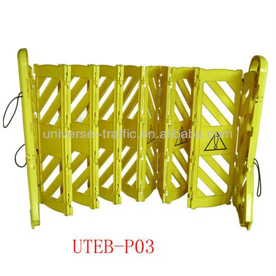 high quality plastic expandable barrier gate $9~$18