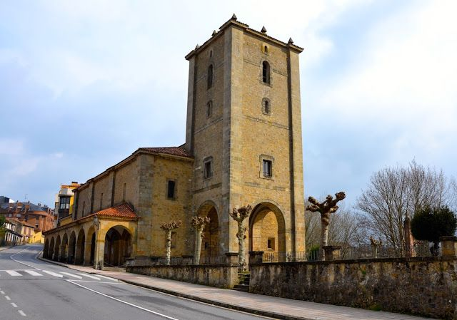 """El Camino de Santiago desde Asturias: """"Noreña"""""""