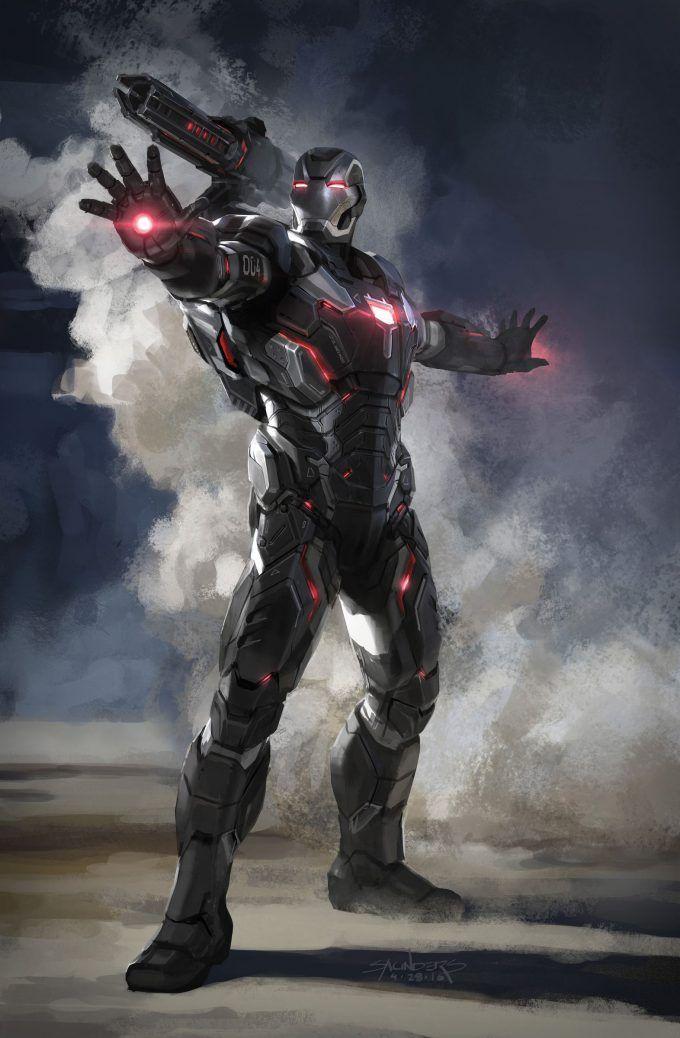 Avengers Infinity War Concept Art By Phil Saunders Concept Art World Iron Man Hd Wallpaper Marvel War Machine