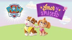 """Estoy viendo: """"Amor  Amistad - PAW Patrol - Los cachorros salvan el Día de la Amistad"""" - Claro video para iOS"""
