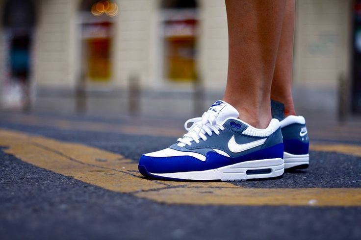 yfgel Air max 1, Royal blue sneakers and Nike air max on Pinterest