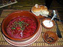 Wiki: borscht