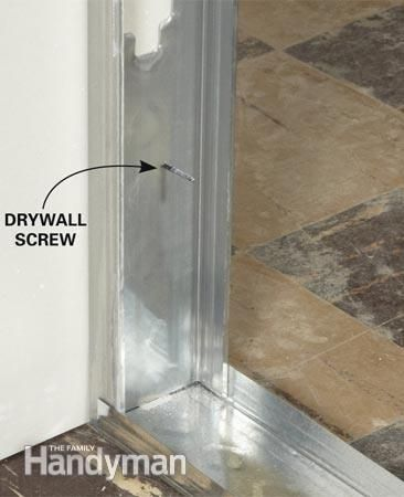 Using Steel Studs Metal Stud Framing Drywall Steel And