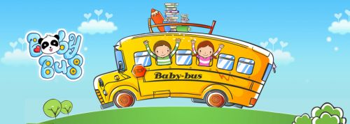 Baby Bus Apps For Kids (Ages 0-6) They are available for Android, iPhone and iPad, and they're FREE!