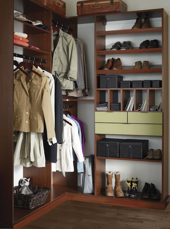 Rich Wood Grains Are Sure To Complement The Changing Colors And Styles Of  From Season To Season. #FallColors #FallFashion #CaliforniaClosets    Pinterest ...