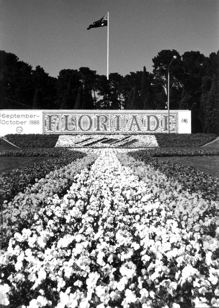 Floriade, Canberra, 1988. Australia's Bicentenary Year.