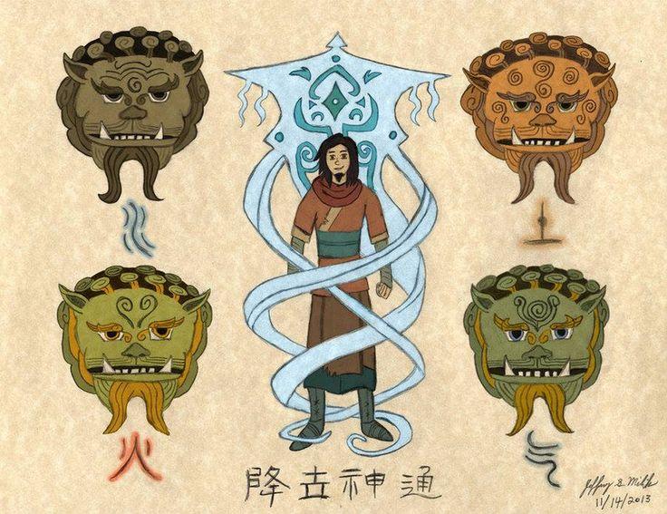 by http://jeffrey-scott.deviantart.com/art/Avatar-Origins-414329563