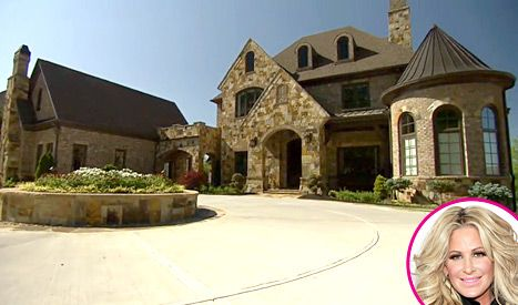 Kim Zolciak shared an exclusive look into her Atlanta mansion.