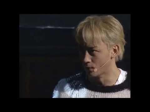 音楽劇リンダリンダ「TOO MUCH PAIN」/歌・山本耕史 - YouTube