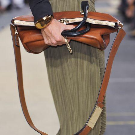 Chloe baylee bag ss14 - best designer handbags for spring summer 2014 - foldover slouchy shoulder bag clutch trend - handbag.com