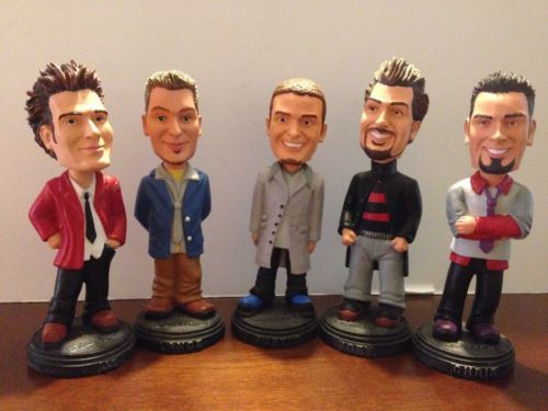 N-039-Sync-Bobble-Head-Figurines-Justin-Timberlake-Complete-Collectible-Gift