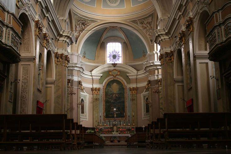 L' Aquila La chiesa di Santa Maria Paganica, prima del terremoto  -  - Cerca con Google