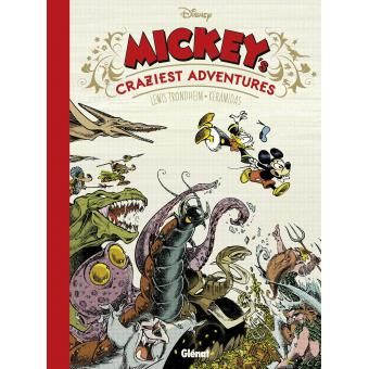 Mickey - Disney by Glénat, Mickey's craziest adventures