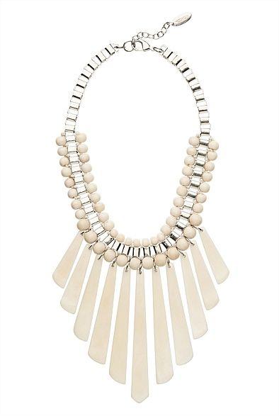 Jungle Necklace #witcherywishlist