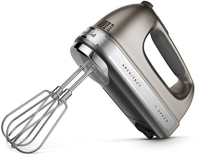 Pin for Later: 26 Kitchen Tools and Gadgets Your Foodie Dad Never Knew He Needed KitchenAid Hand Mixer KitchenAid Hand Mixer ($70, originally $90)