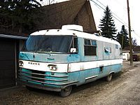 Recreational vehicle - Wikipedia, the free encyclopedia