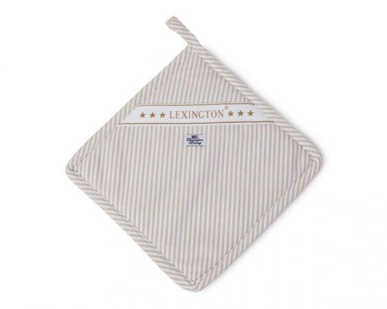 Lexington Authentic Striped Oxford Potholder - Lexington Company