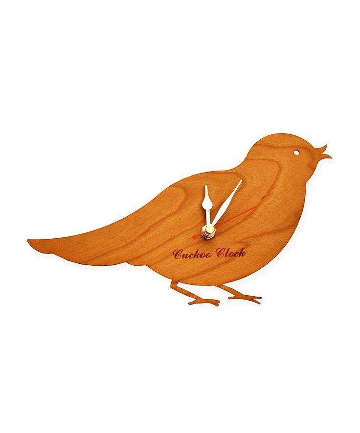 Cuckoo Clock #pun #productdesign