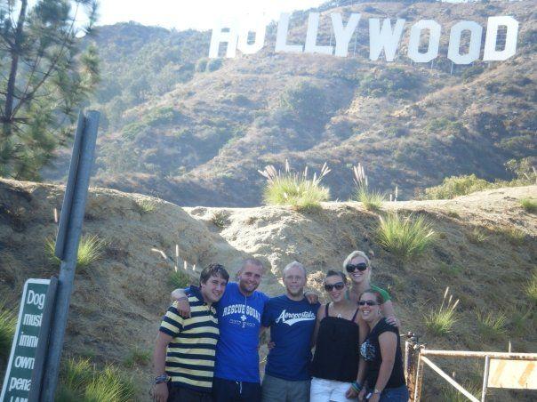 Living in Los Angeles!