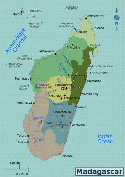 Madagascar travel information