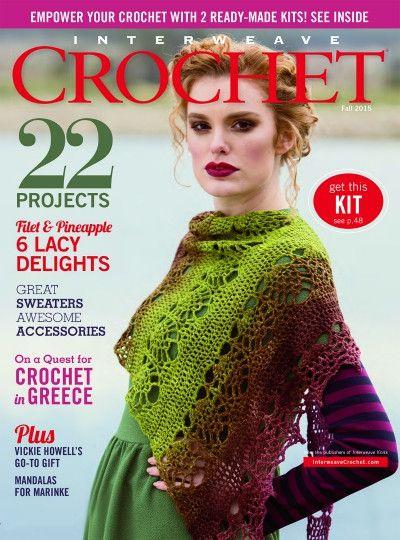 Interweave Crochet (Fall 2015)