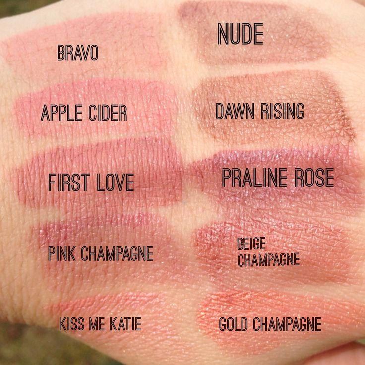 Lipsense Pink Champagne Images