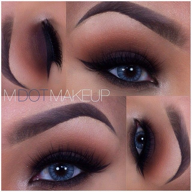 489 best images about Eyes & Lips Makeup Closeup! on Pinterest ...