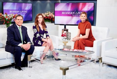 Modern Living with kathy ireland® Featured Sunstar to Discuss their GUM Brand Tools that Teach Children Healthy Oral Care