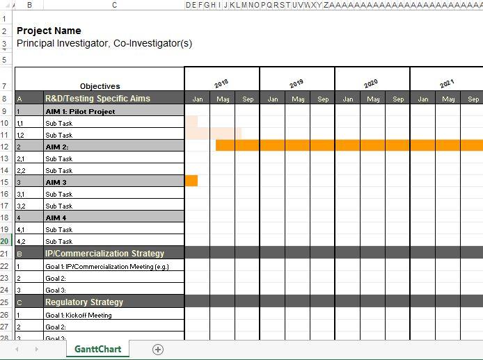 Les  Meilleures Ides De La Catgorie Diagramme De Gantt Excel