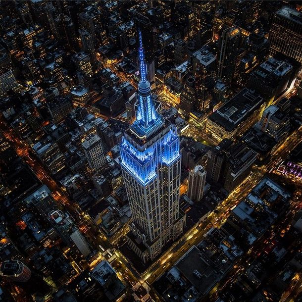 Empire State Building Jimmy Chin Photography